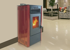Wood Pellet Heater or Stove